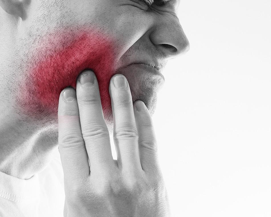 LCIAD Dental emergency toothache dental pain