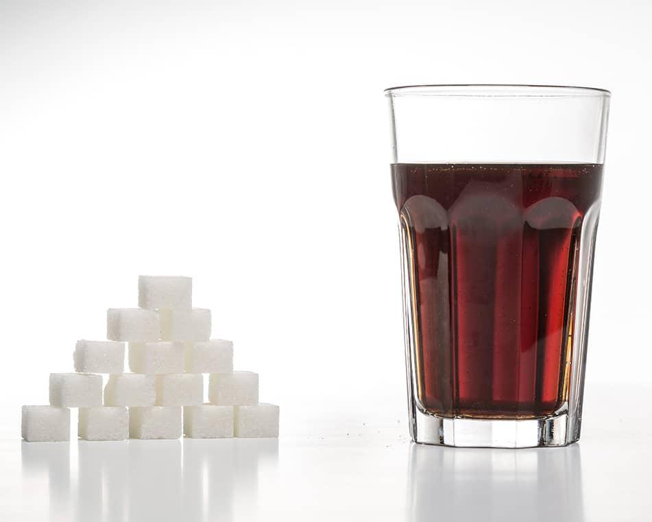 LCIAD tooth decay sugar acid eroision fizzy drinks