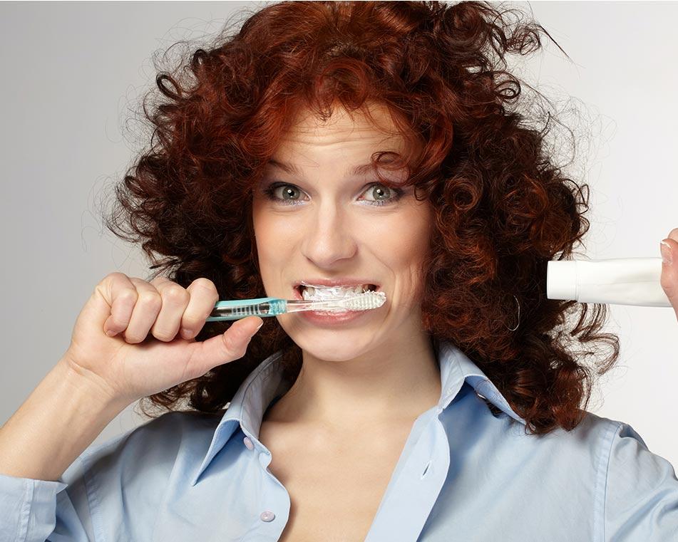 LCIAD hygiene brushing toothpaste