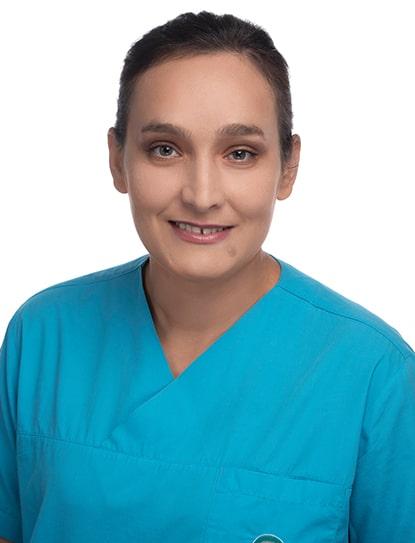 LCIAD Elena Galdean dental nurse