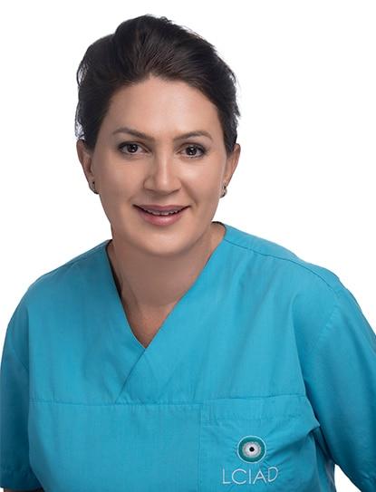 LCIAD Lendita Berila dental nurse 1
