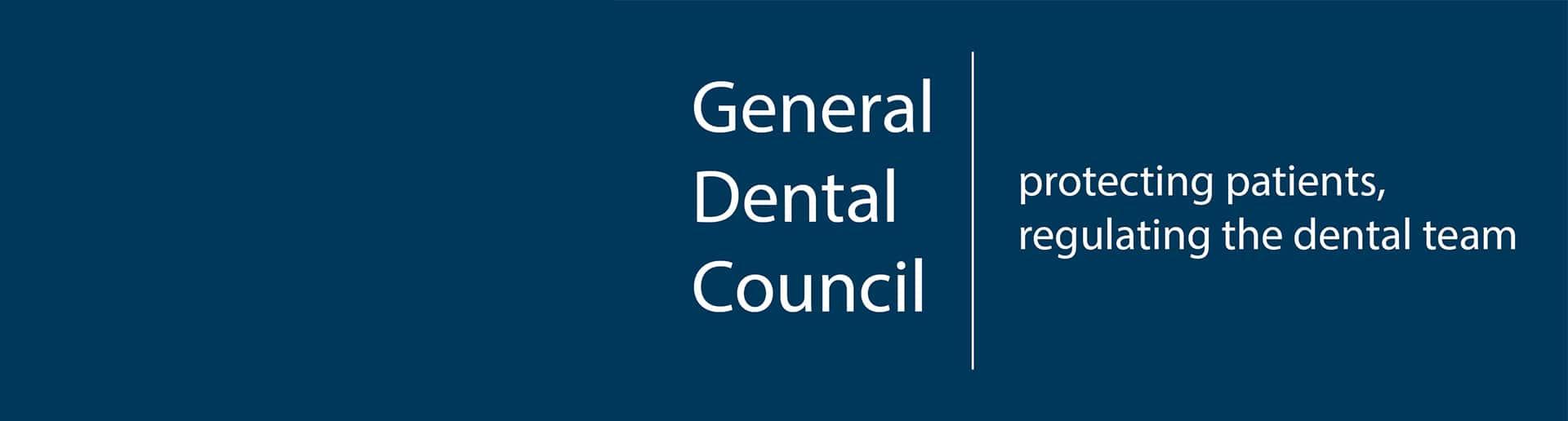 GDC Standards for the Dental Team