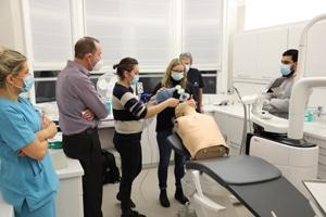Immediate Life Support (ILS) Training for Dental Sedation at LCIAD